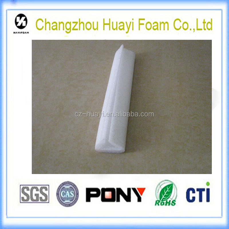 Enviroment friendly Purely nature EPE packing foam for sale