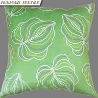 Guaranteed 100% Cotton Printed Flower Plastic Chair Outdoor Cushion