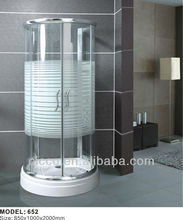 Hot sale easy cleaning bathroom price for shower enclosures