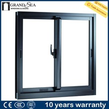 Australia standard 3 trackers frame glass roof sliding windows picture
