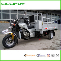 250cc Water Cooled Gasoline Engine Heavy Load Cargo Three Wheel Motorcycle