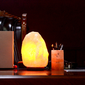 Cheap price raw lamp salt rock	release negative ions salt lamp	with wooden base dimmer cord and incandescent bulb