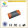 9W Constant Current LED Driver 300mA High PFC Non-stroboscopic With PC Cover For Indoor Lighting