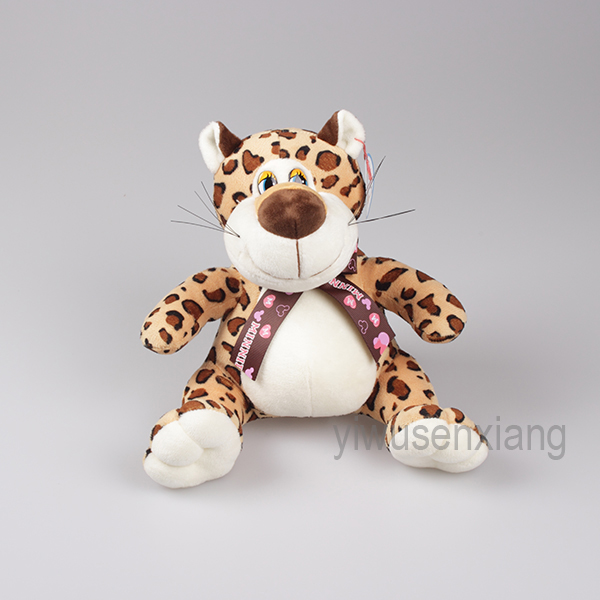 lovely tiger plush toys custom stuffed animals wholesale