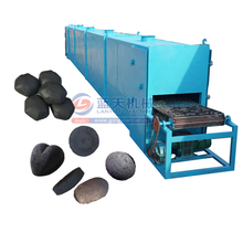 High quality briquette <strong>coal</strong> ball product line mesh belt dryer