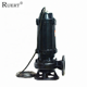 Significant energy savings high volume submersible water pump hydraulic dredge pump