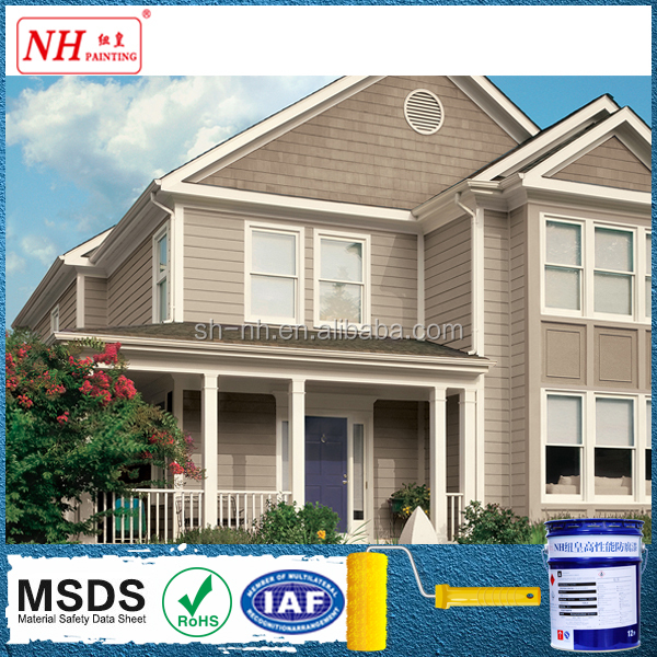 Anti UV washable exterior building paint Exterior Wall Paint