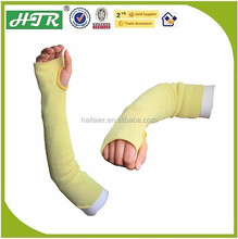 HTR Aramid Knit Sleeves For Arm Protection