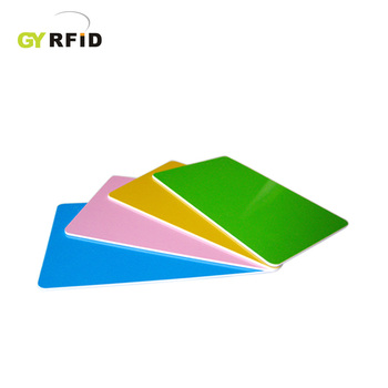 rfid card id card for gate access control(ISO)