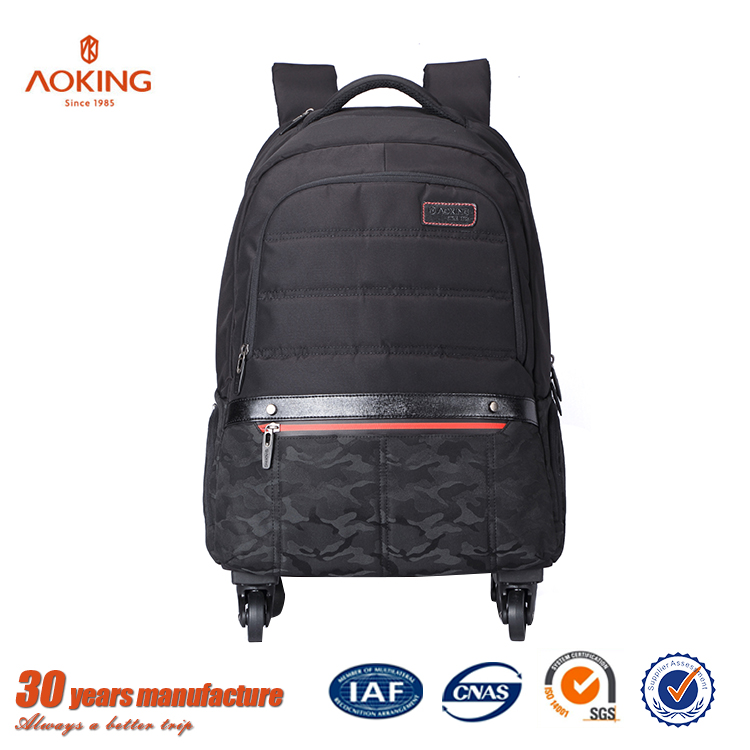 Best designer wholesale kids school brand names trolley bag for boys/.