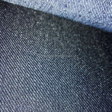 indigo ribbed twill knitted denim fabric
