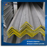 low price zinc steel angle for building system
