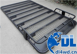 Steel roof rack toyota car removable roof rack