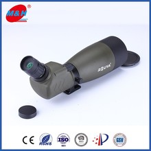 Factory supplier clear 25X-75X magnification spotting scope monocular