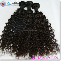 One Donor Virgin Hair Weft Large Stock pre bleached virgin hair
