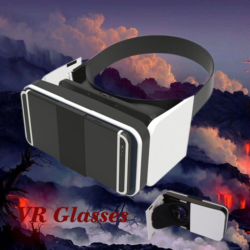 "Hot sale VR made in china ,new design high quality products 3d vr box ,3d Game Movie for 3.5"" - 6.0"" Smart Phone"