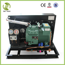 4HP Air cooled refrigeration bitzer condensing unit