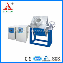 Manufacturer Product Top Selling MF Mini Factory Price Mini Lead Electric Smelting Oven Induction Melting Furnace (JLZ-25)