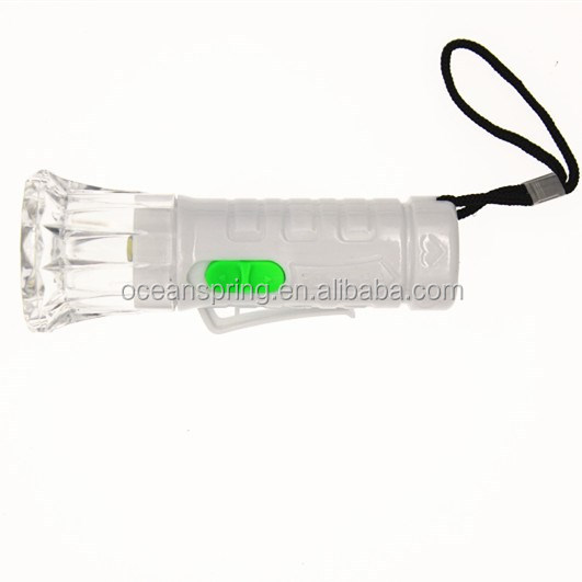 Strong Torch Led Flashlight Key Ring Led Lights