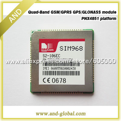 Bluetooth Functional SIMCOM Sim808 GSM GPRS GPS Module SIM808
