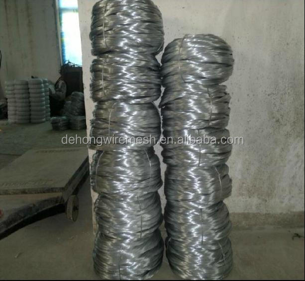 BWG18 Building material iron rod/construction gi binding wire