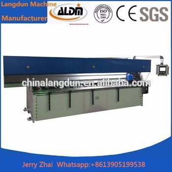 <strong>W11</strong> 3 meters Mechanical hydraulic metal 3 Plate Rolling Machine with good quality