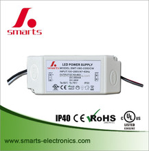 constant current led driver ac to dc 25w~27w 300ma 90v led power supply