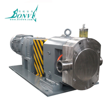 Reliable quality bitumen transfer pump without pulsation