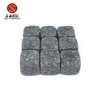 SQ 2015 New arrival 9pcs/set ice Whisky stones with velvet bag wine cooler cube whiskey stones whisky rocks Great gift