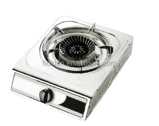 GST-S4 wood pellet cooking stove gas hob cover cast iron grate gas stove