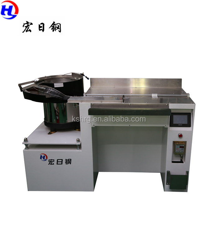 HRG-2816 Full automatic nylon cable tie machine