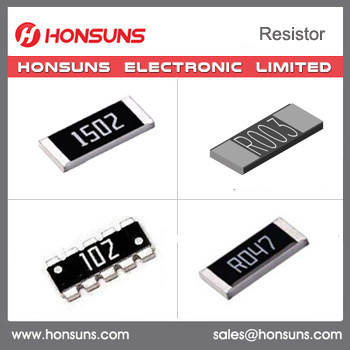 Sell well Electronic component distributor Film Resistors MRS16 4.7K 1%TR