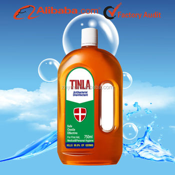 Tinla high quality household Antiseptic Liquid Disinfectants