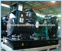 Electric start Diesel Generator 200kva with Volvo engine