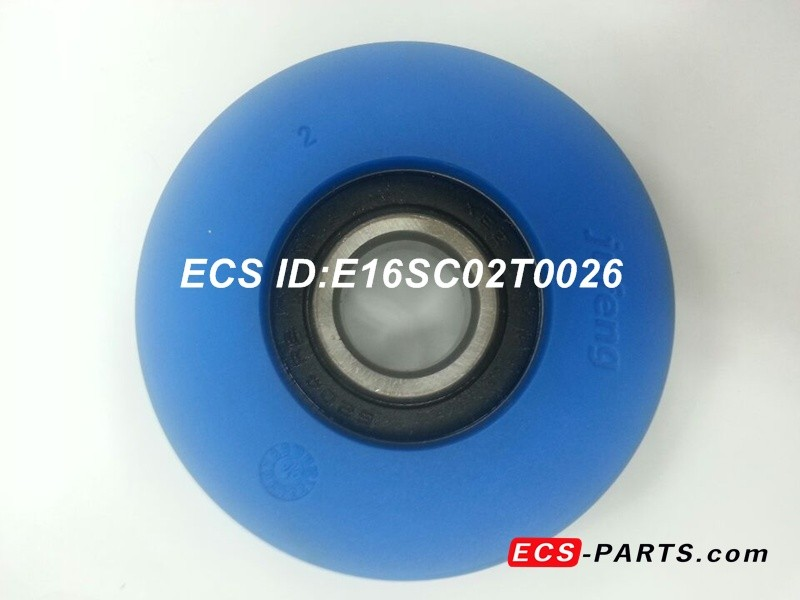 Escalator Step Chain Roller of Mitsubishi 76*25-6204RS