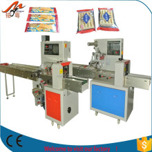 Semi Automatic Pillow Wafer Biscuit Packing Machine Made In Guangzhou