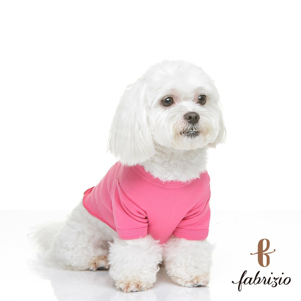 New Cute plain Pet Puppy Dog Cat Apparel Clothes Coat T Shirts