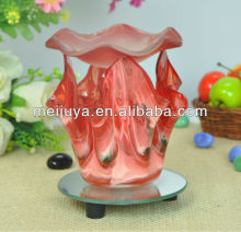 electric fragrance lamp glass oil burning lamps antique glass oil lamps B0218