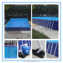 Adult large large inflatable swimming pool for water balls