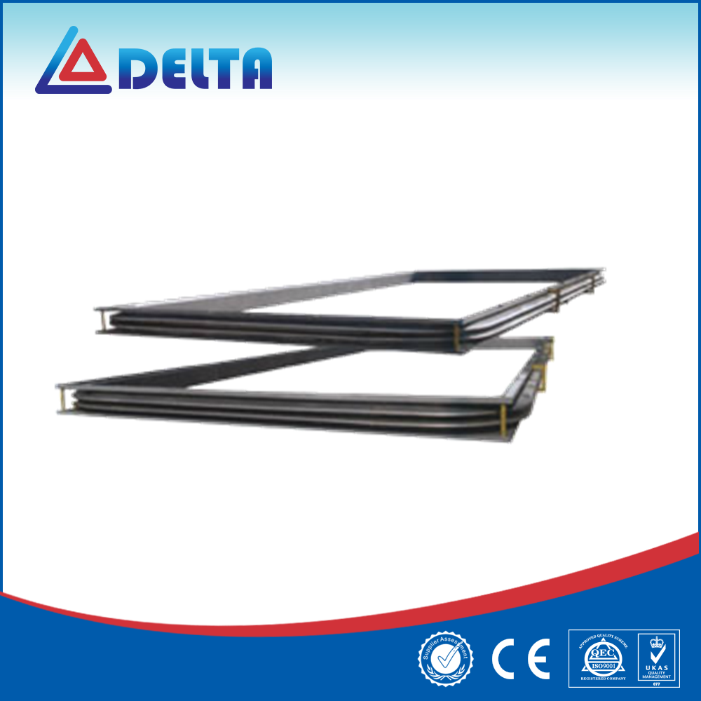 Rectangular Bellows Silicone Rubber Fiber Fabric Expansion Joints