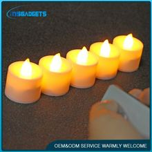 Wireless electronic candle ,HTv led candle factory in china