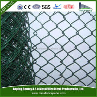 chain link fence factory/used chain link fence panels