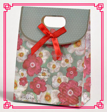 lovely paper wedding bag for gift or candy
