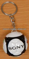 PROMOTIONAL FOOTBALL SOCCER BALL KEYCHAIN