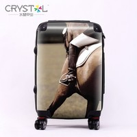 2015 New Style PC Trolley Travel Luggage Bag;Cheap Travel Case,Wheeled Luggage
