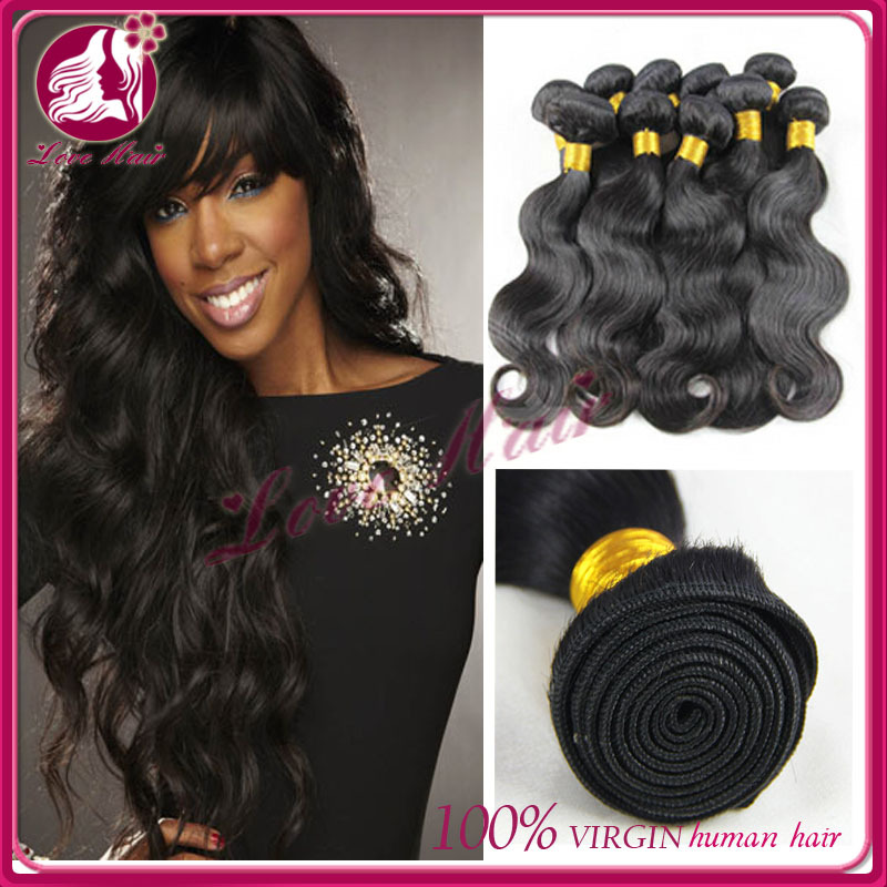 Wholesale 8A Brazilian <strong>Hair</strong> High Quality Body wave Brazilian <strong>Hair</strong> On Sale