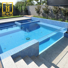 Exported good quality decorative acrylic swimming pool wall panels