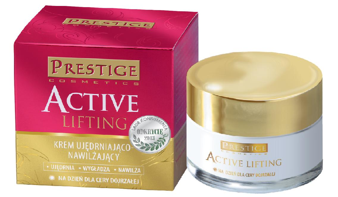PRESTIGE Active Lifting Firming and Moisturising Day Cream 35+
