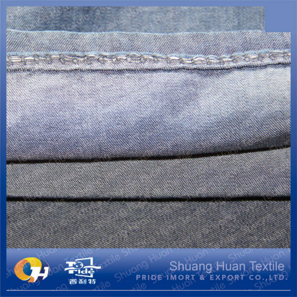 SH-T729 4.5oz 100% Tencel Denim Fabric