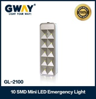 2835SMD LED mini emergency light,rechargeable portable lanterns